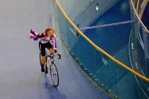 Laura Trott, Olympic Champion