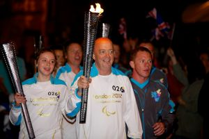 The Paralympic Torch Relay